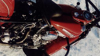 1947 Harley-Davidson Knucklehead