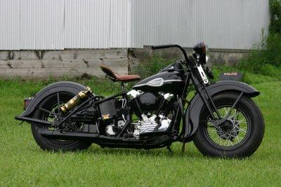 1945 Harley Davidson FL